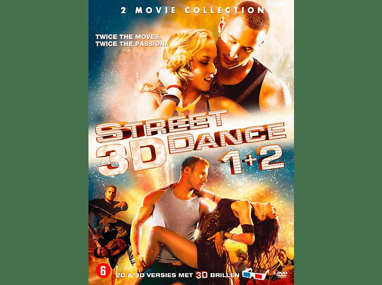 Streetdance 1 + 2 DVD