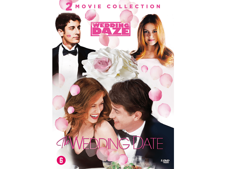 Wedding Date + Wedding Daze - DVD