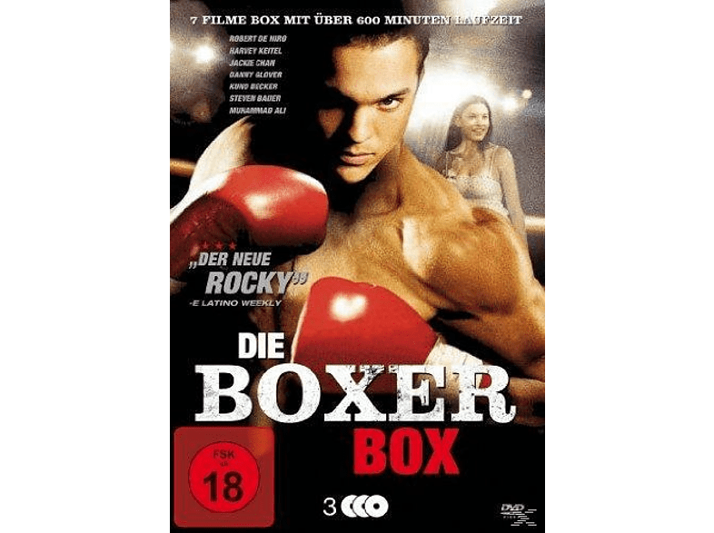 Die Boxer Box [DVD]