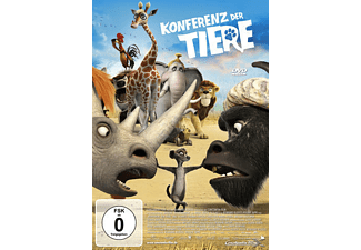 Konferenz der Tiere DVD