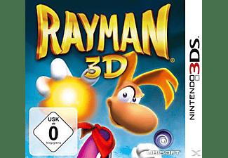 Rayman 3D - [Nintendo 3DS]
