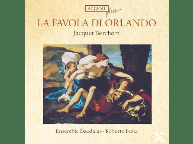 Ensemble Daedalus/Festa - La Favola Di Orlando [CD]