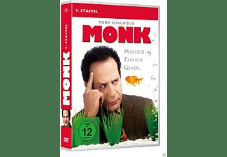Monk - Staffel 7 DVD