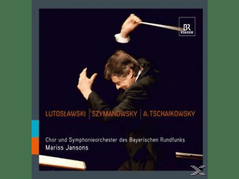 JANSONS & CHOR UND SYMPHONIEORCHESTER DES BAYER.RUNDFUNKS - Konzert Für Orchester / Sinfonie 3 / Sinfonie 4 [CD]
