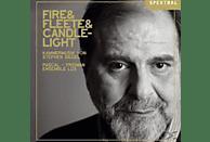 Diane Pascal (Violine),  Semyon Fridman (Violoncello), Ensemble Lux, Stephen Siegel - Fire & Fleete & Candlelight-Kammermusik [CD]