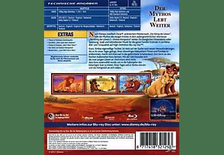 Der König der Löwen 2: Simbas Königreich - Silver Edition Blu-ray