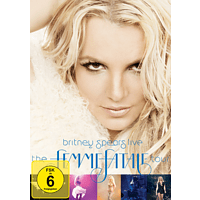 Britney Spears - Britney Spears Live: The Femme Fatale Tour [DVD]