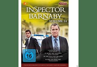 Inspector Barnaby - Volume 14 DVD