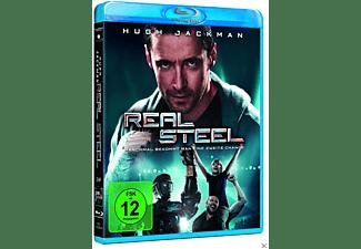 Real Steel Blu-ray