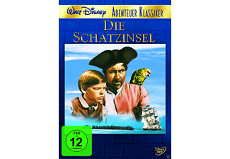 Die Schatzinsel - Walt Disney Abenteuer Klassiker DVD