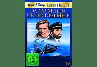 20.000 Meilen unter dem Meer - Walt Disney Abenteuer Klassiker DVD