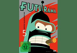 Futurama - Staffel 5 DVD
