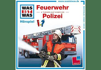 - WAS IST WAS: Feuerwehr / Polizei  - (CD)