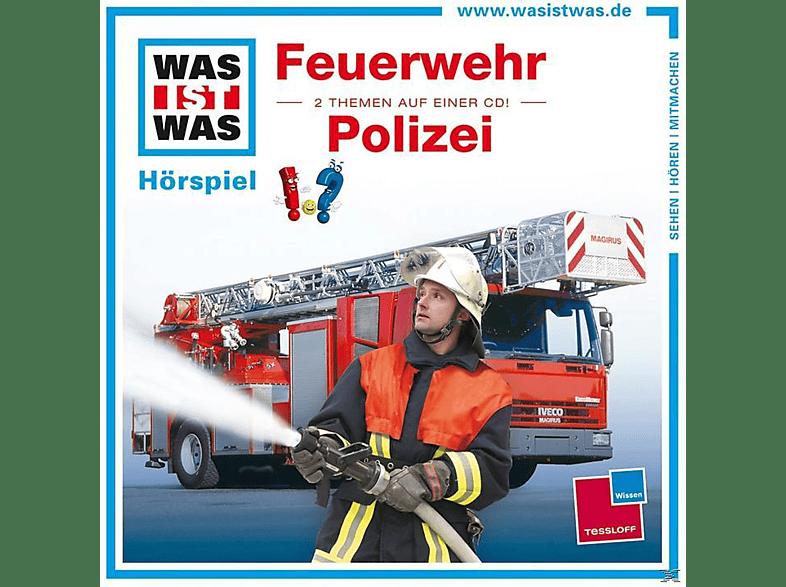 WAS IST WAS: Feuerwehr / Polizei - (CD)