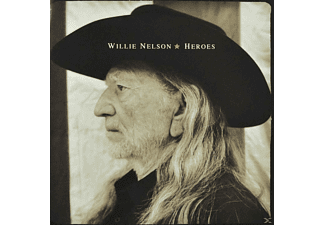 Willie Nelson - Heroes - (CD)