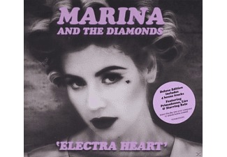 Marina And The Diamonds - Electra Heart  - (CD)