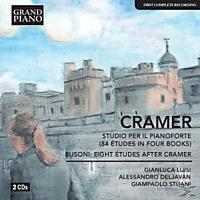 Gianluca Luisi, Luisi/Stuani/Deljavan - Studio per il Pianoforte [CD]