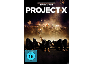 Project X DVD