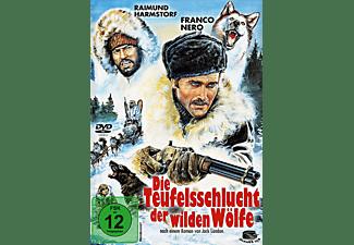 DIE TEUFELSSCHLUCHT DER WILDEN WÖLFE DVD