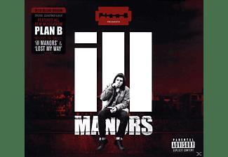 Plan B - Ill Manors  - (CD)