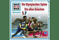 WAS IST WAS: Die Olympische Spiele / Die alten Griechen - (CD)