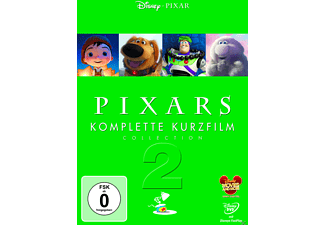 Pixars komplette Kurzfilm Collection 2 DVD