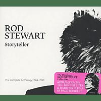 Rod Stewart - Storyteller - Complete Anthology 1964-1990 [CD]