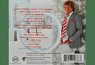 Rod Stewart - Merry Christmas, Baby  - (CD)