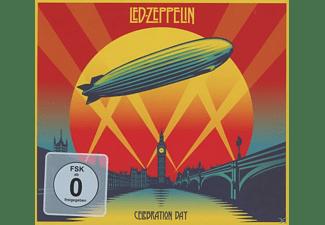 Led Zeppelin - Celebration Day (Deluxe Version)  - (CD + DVD Video)