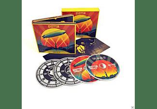 Led Zeppelin - Celebration Day (2cd + Blu-Ray + Dvd) (Deluxe Edition)  - (CD + Blu-ray + DVD)