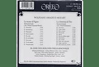Blaser Der Berliner Philharmoniker - Le nozze di Figaro / La clemenza di Tito (Harmoniemusiken) - (CD)