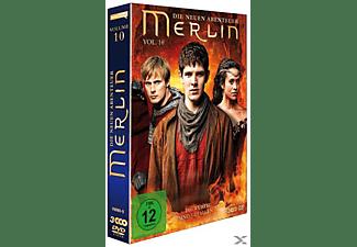 Merlin - Die neuen Abenteuer - Volume 10 DVD