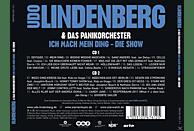 Udo Lindenberg & Das Panik-Orchester - Ich Mach Mein Ding-Die Show [CD]