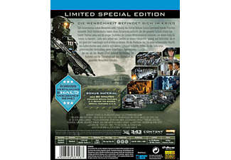 Halo 4 - Forward Unto Dawn (Limitierte Steelbook Edition) Blu-ray