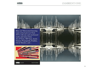 VARIOUS - Zambient One  - (CD)
