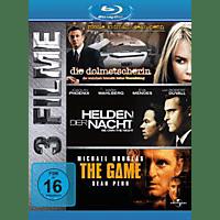 Die Dolmetscherin / Helden der Nacht / The Game Blu-ray