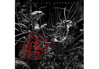 Front Line Assembly - Echogenetic - (CD)