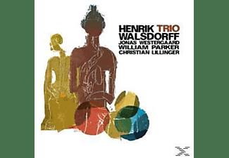 Henrik Trio Walsdorff - NEW YORK/BERLIN  - (Vinyl)