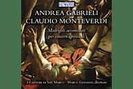 Cantori di San Marco - Madrigali Accomodati Per Concerti Spirituali [CD]