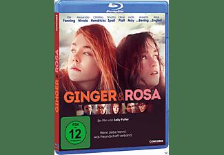Ginger & Rosa Blu-ray