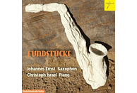 Christoph Israel, Johannes Ernst - Fundstücke-Saxophonkompositionen 1929-1950 [CD]