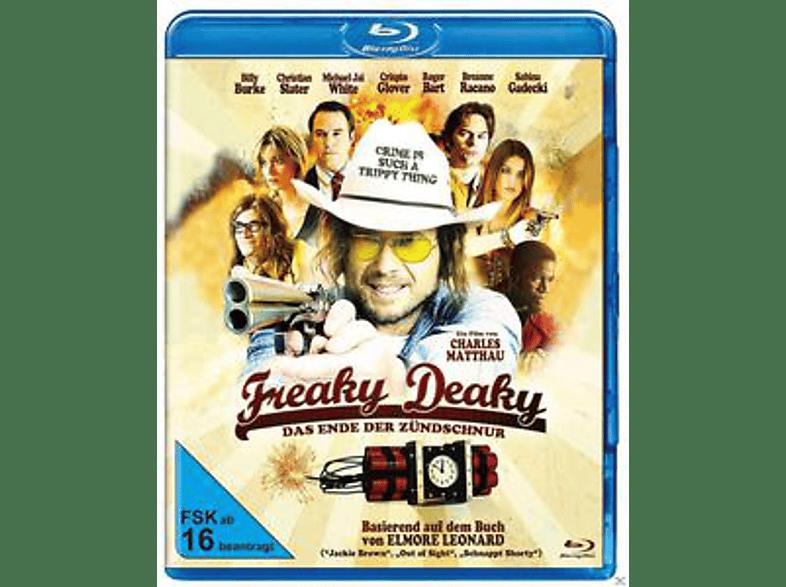 Freaky Deaky [Blu-ray]