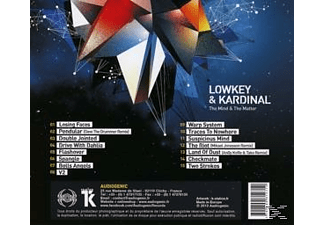 Lowkey & Kardinal - The Mind And The Matter  - (CD)