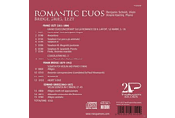 Benjamin Schmid, Ariane Haering - Romantic Duos [CD]