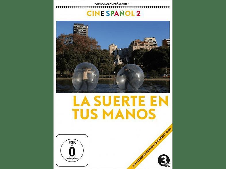 LA SUERTE EN TUS MANOS (OMU) [DVD]