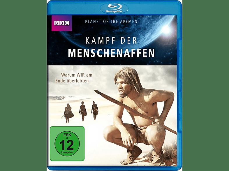 Kampf der Menschenaffen - Warum wir am Ende überlebten [Blu-ray]