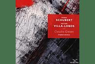 Claudia Giesen - Schubert & Villa-Lobos: Piano Music [CD]