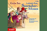 Leinen los, Seeräubermoses - (CD)
