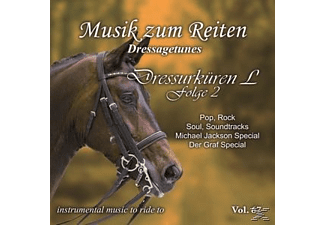 Rossbach,Richard,  Schleiter,Wolfgang - DRESSURKÜREN L-DRESSAGETUNES L-2  - (CD)