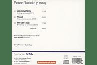 Deutsches Symphonie-orchester Berlin - Peter Ruzicka: Orchestra Works Vol. 2 [CD]